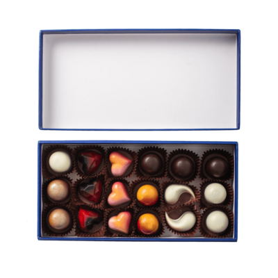 Truffle Box 20 pc.