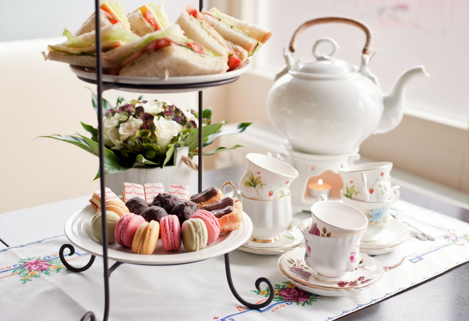 High Tea (English-style)