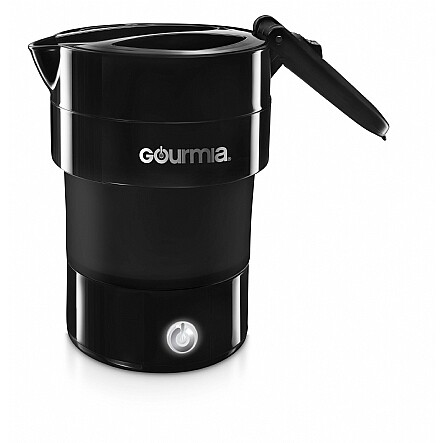 Gourmia GK338B Electric Collapsible Travel Kettle