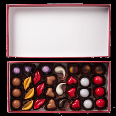 Truffle Box 30 pc.