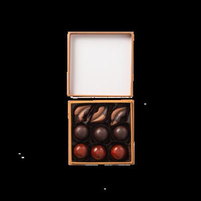 Truffle Box 9 pc.