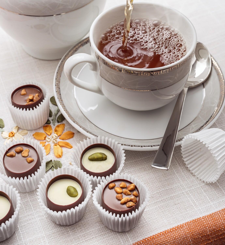 Tea & Chocolate Pairing