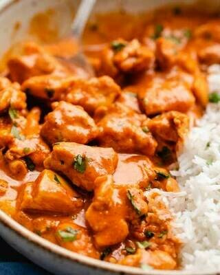 South Park Chicken Tikka Masala with Rice or Quinoa