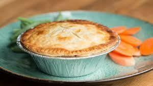 APU Food Truck Chicken Pot Pie for 2