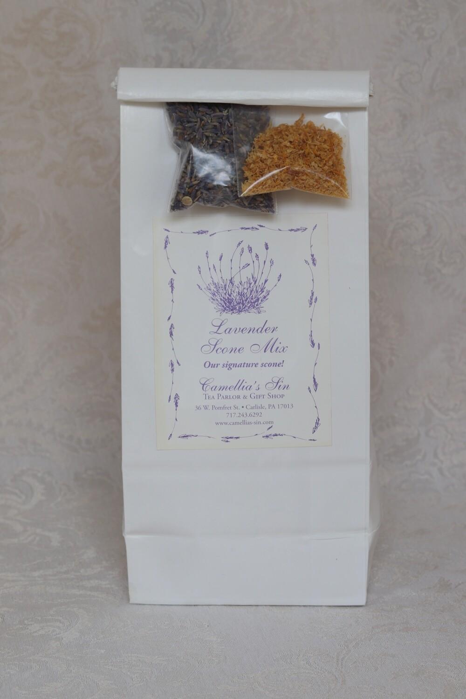 Lavender Scone Mix