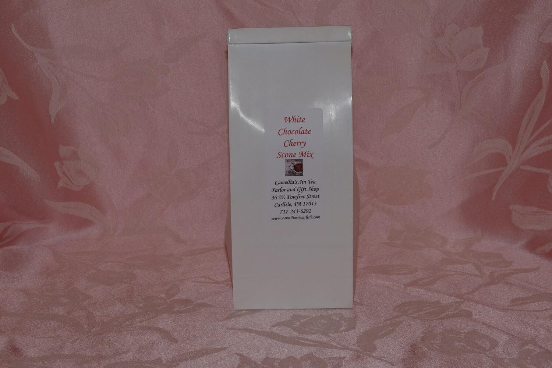 White Chocolate Cherry Scone Mix