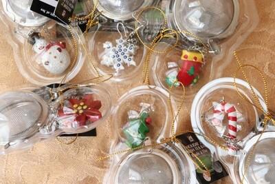 Christmas Tea Infuser
