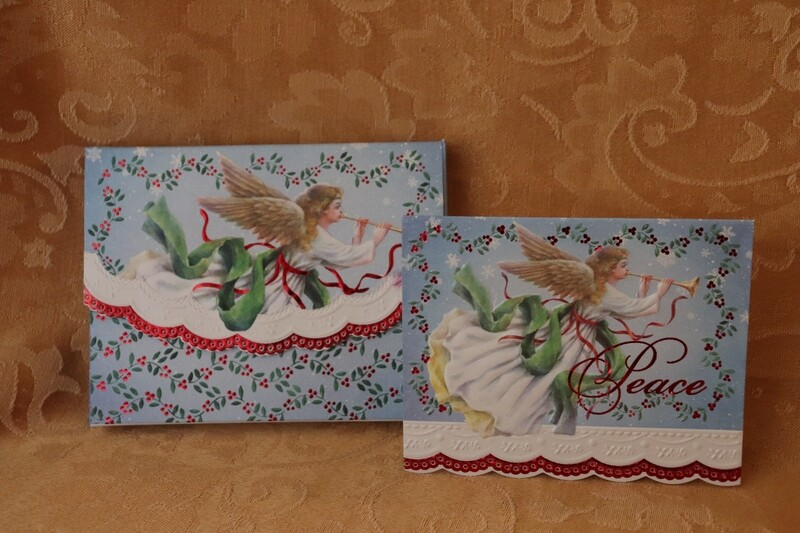 Angel Note Card Set