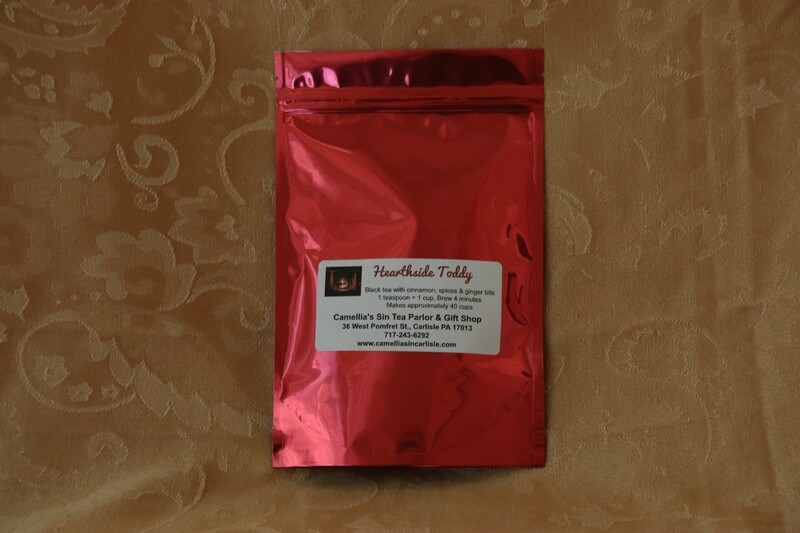 Hearthside Toddy in a Holiday Package