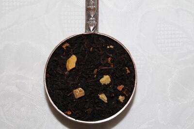 Spiced Caramel Apple