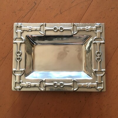 Snaffle Bit Catchall Tray