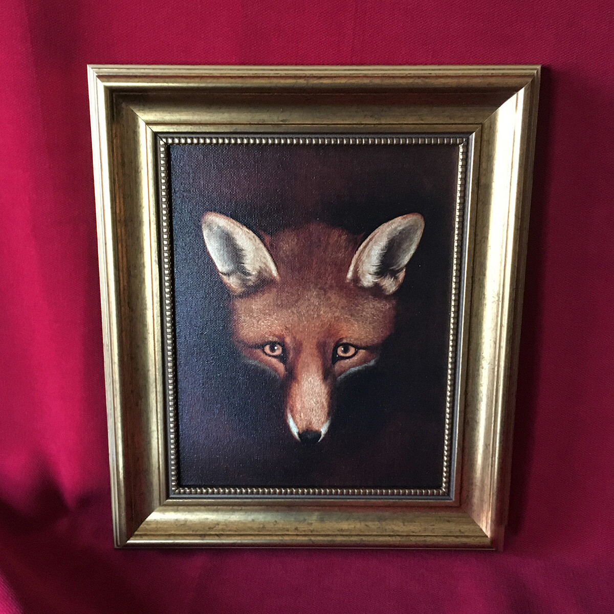 Mask of the Fox