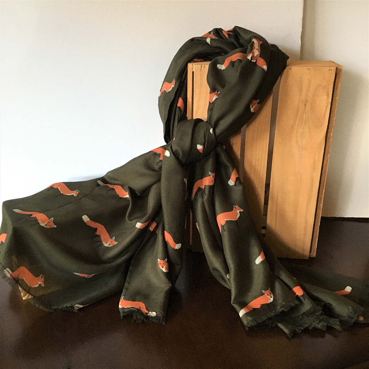 British Fox Scarf