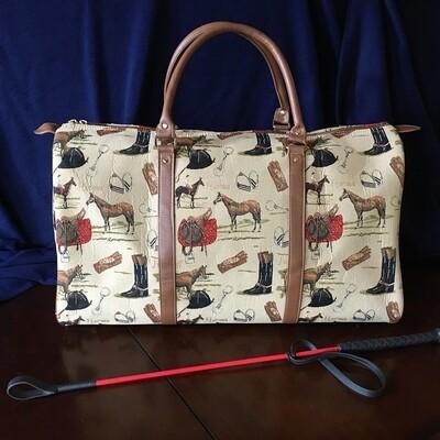 Equestrian Duffle Bag
