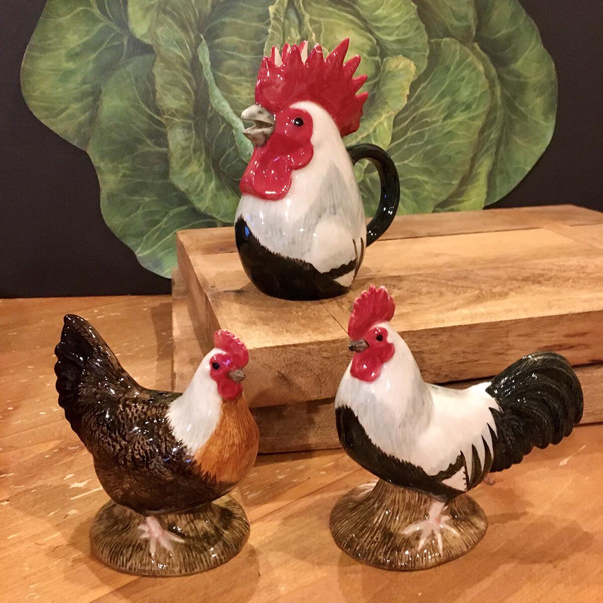 Dorking Chicken Table Accessories