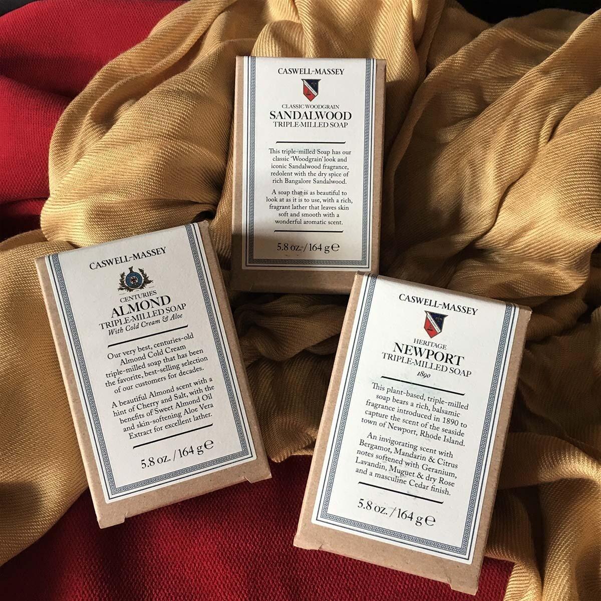 Gentleman's Soap Collection