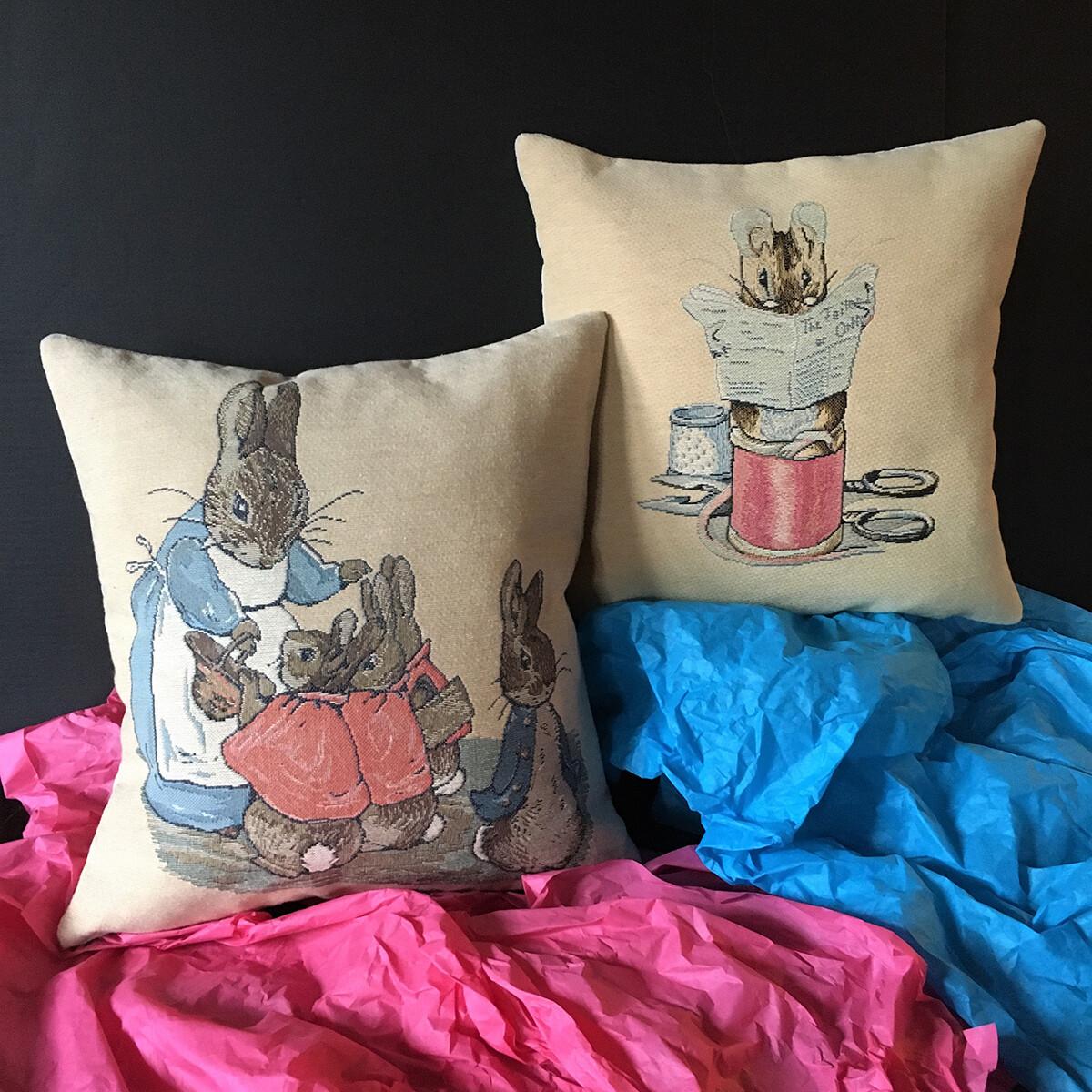 Beatrix Potter Pillow Collection