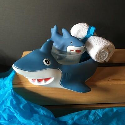 Silly Shark Tub Play Set
