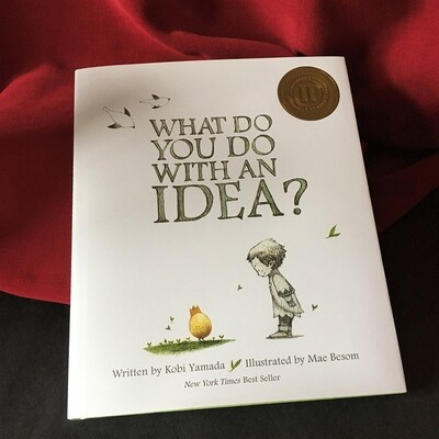 What Do You Do with an Idea Child's Book