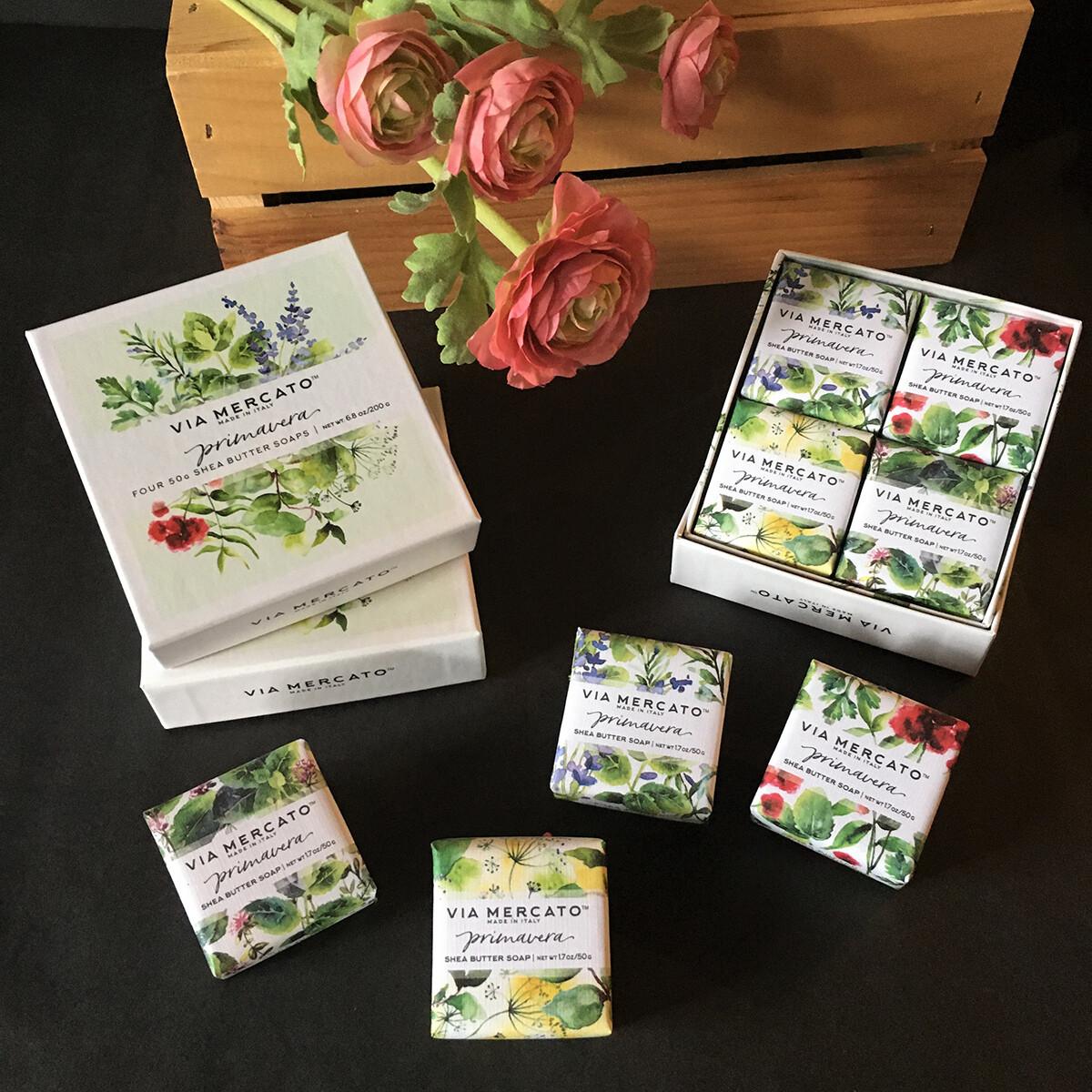 Primavera Soap Collection
