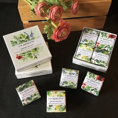 Primavera Soap Collection