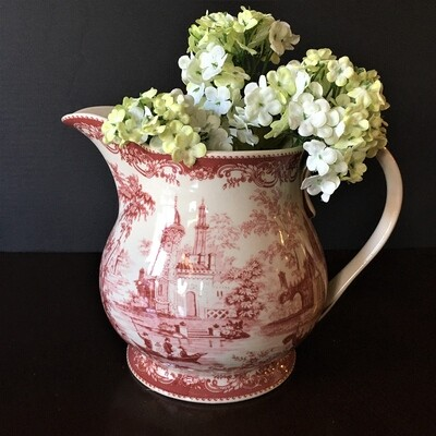 English Rose Pitcher