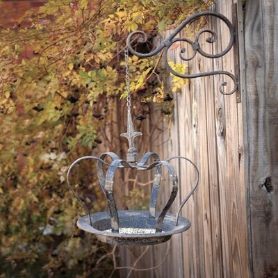 Regal Crown Bird Feeder