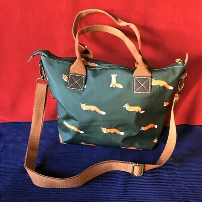 Fab Fox Satchel