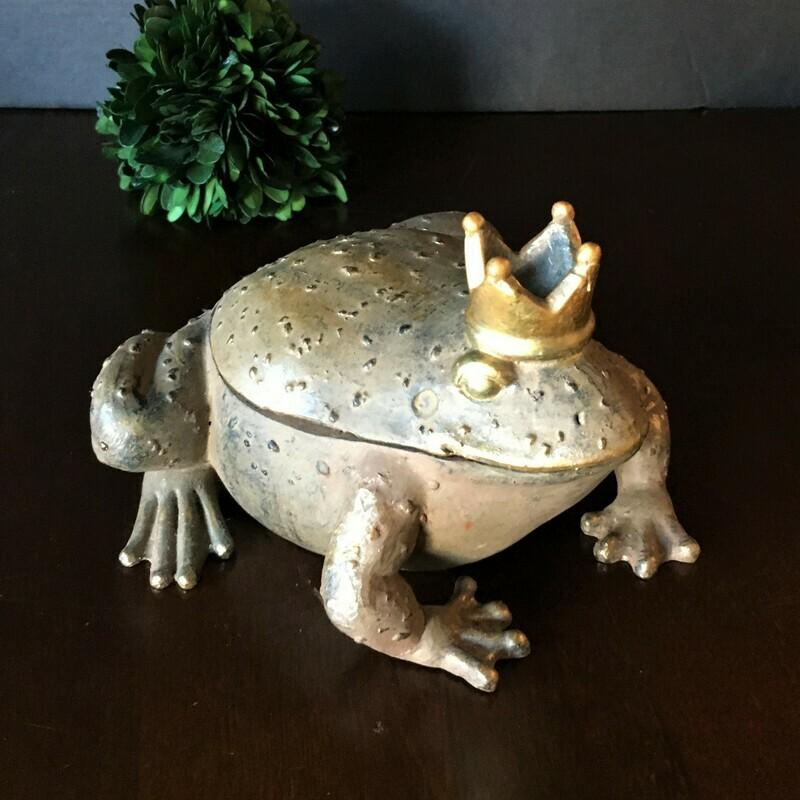 Prince Charming Frog Box