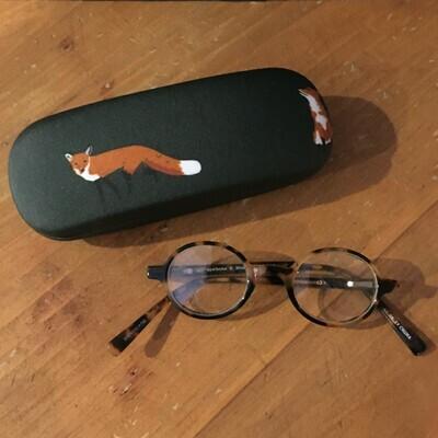 Fox Eyeglass Case