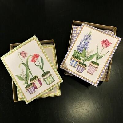 Floral Abundance Boxed Notecard Set