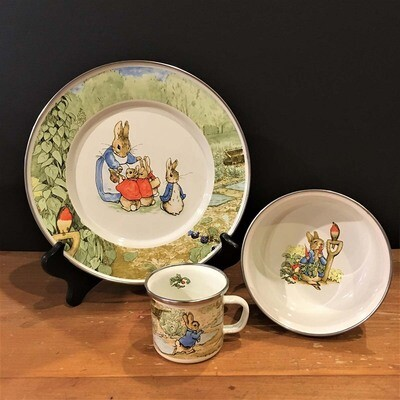 Peter Rabbit Child's Feeding Set