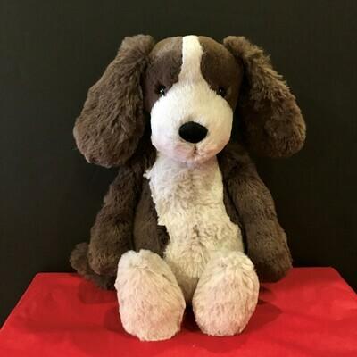 Fudge Puppy Stuffed Toy