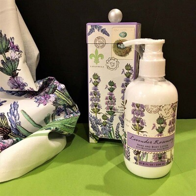 Lavender Rosemary Hand & Body Lotion
