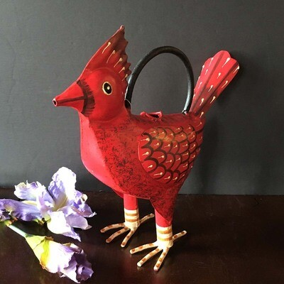 Cornelius Cardinal Metal Watering Can