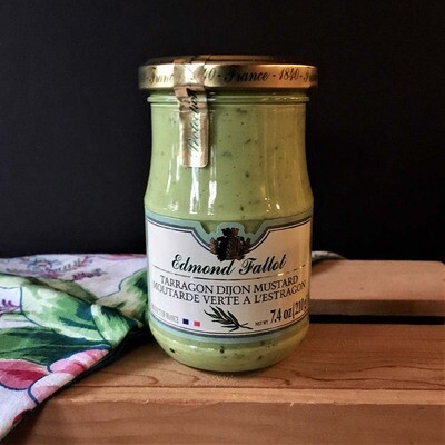 French Tarragon Dijon Mustard