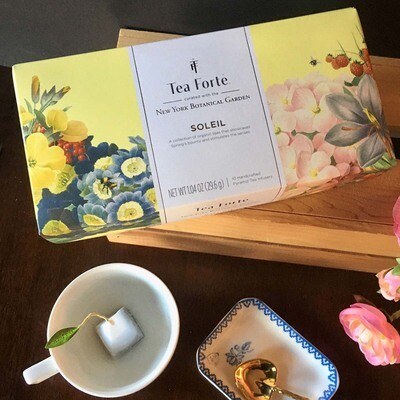 Soleil Tea Collection
