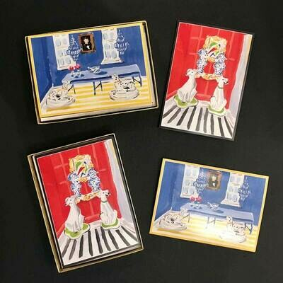Palace Pups Everyday Boxed Notecard Set