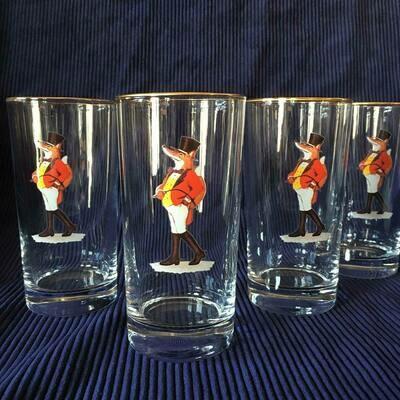 Snooty Fox Highball Glassware Set