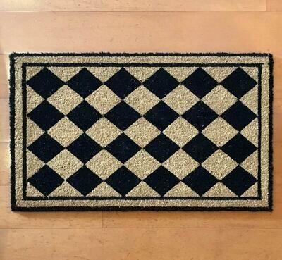 Harlequin Park Coir Doormat