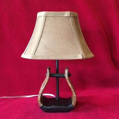 Equestrian Stirrup Accent Lamp
