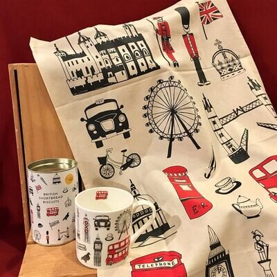 British Icons Tea Time Collection
