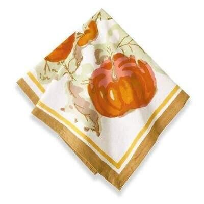 French Fall Harvest Napkin Set