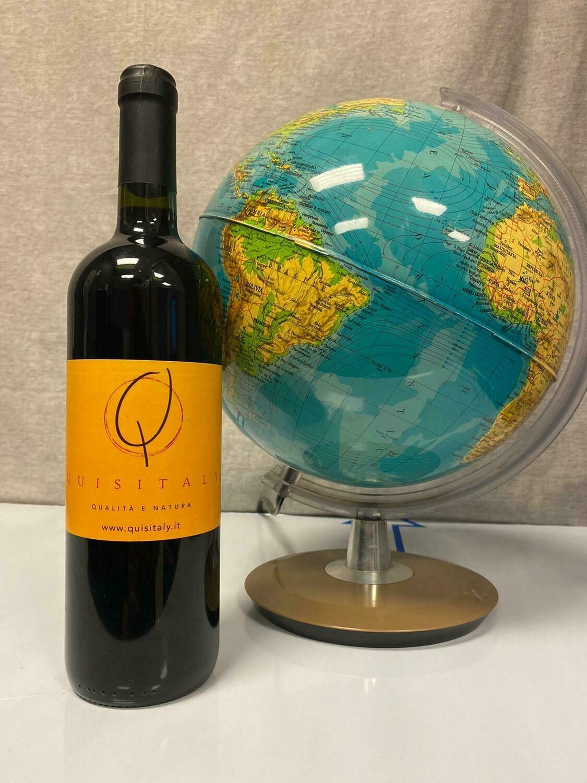 QUISITALY - Vino Rosso IGT LAZIO 2009 – GRAND RESERVE