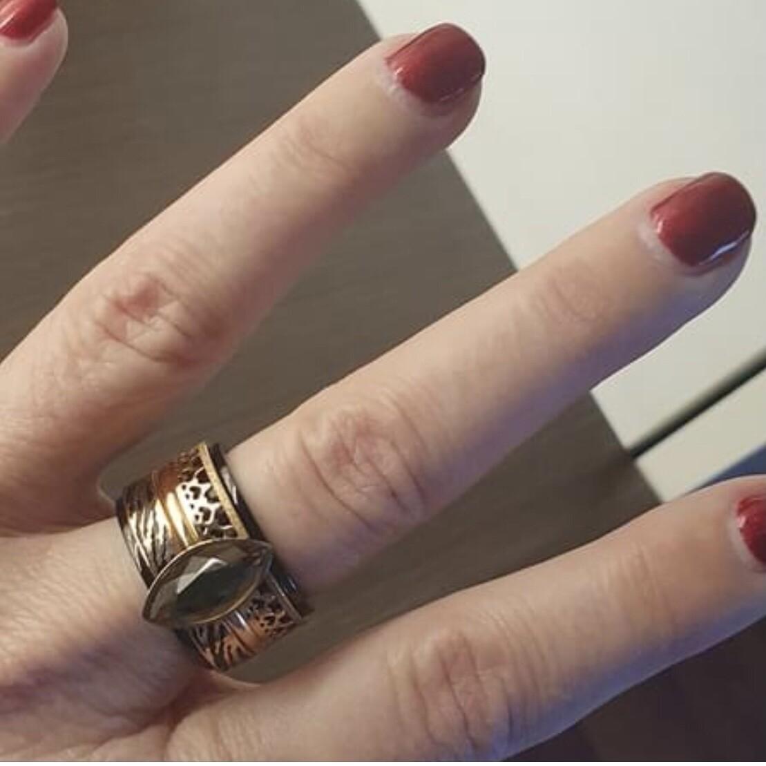 iXXXi Inspiratie ring Gea 12mm