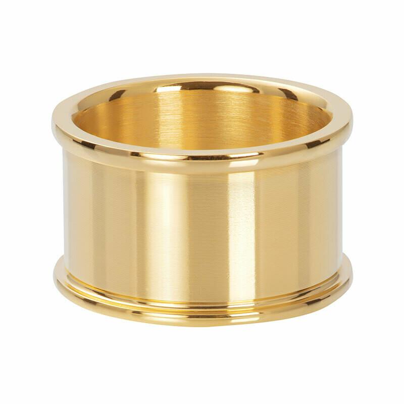 iXXXi basisring  - 12 mm goudkleur