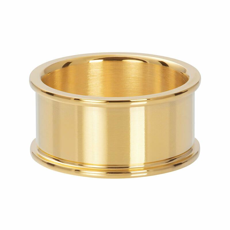 iXXXi basisring  - 10 mm goudkleur