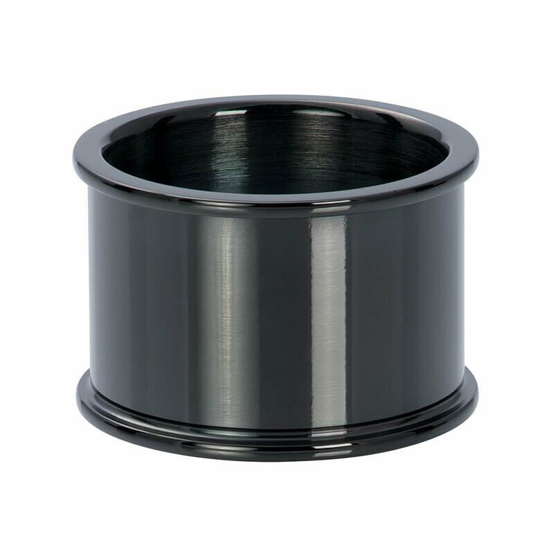 iXXXi basisring  - 14 mm zwart