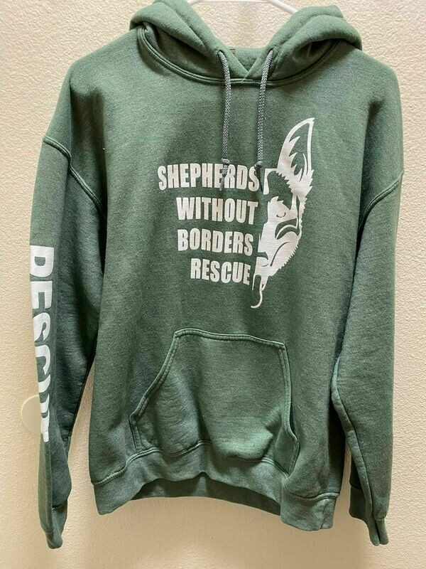 SWB Volunteer Sweatshirt - (GREEN)