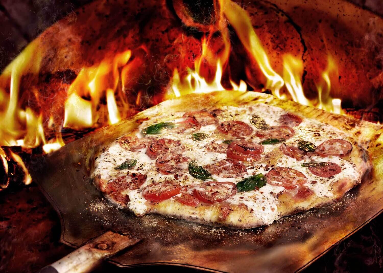 #5 Margherita Pizza